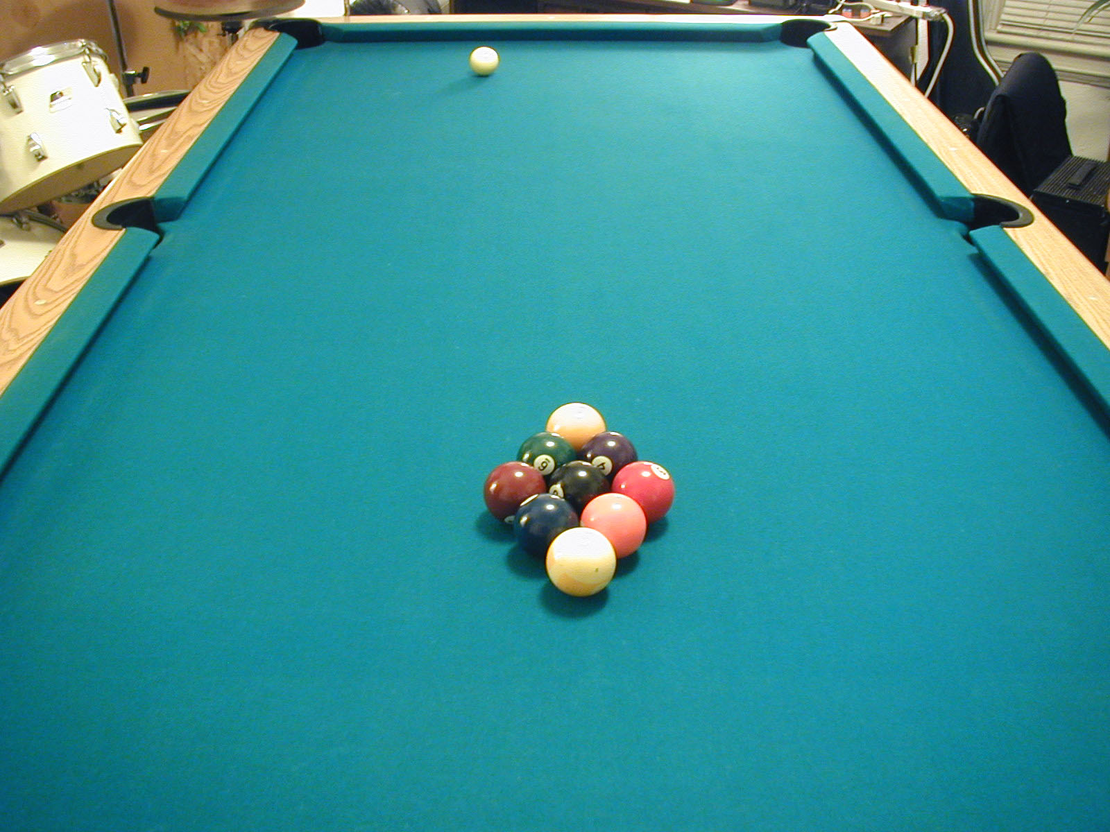 Billiards Forum - How many of you refelt your own table?